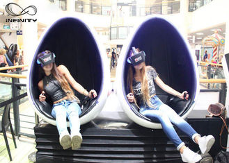 Infinity Interaktif Virtual Reality Equipment / VR 2 Seats Cinema Game Simulator