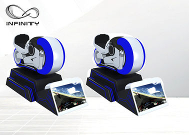 Taman Hiburan Virtual Reality Racing Car Simulator Pengalaman Nyata pemasok