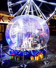 Advertising Dome Inflatable Snow Globes For Christmas Decoration