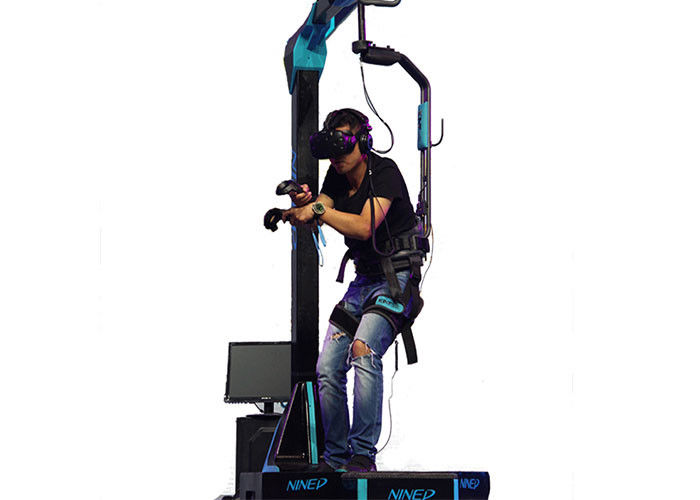 Adult PVE PVP VR Shooting Platform For Amusement Park