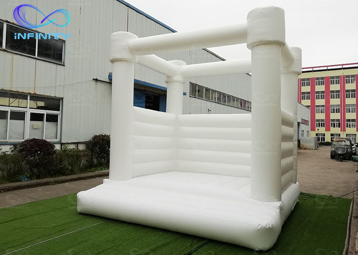 party bouncy castle Inflatable Wedding Bouncer Bouncy House