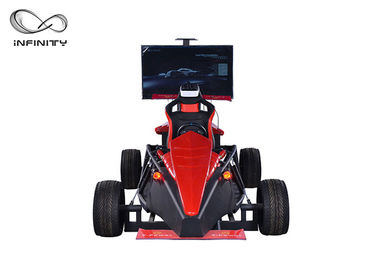 Kacamata Deepon VR 1 Orang F1 VR Racing Car Gaming Machine